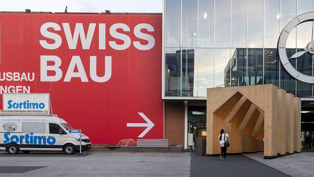 Die Schweizer Bauwirtschaft hat im letzten Jahr insgesamt auf hohem Niveau stagniert. (Archivbild)