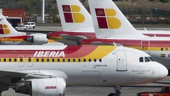 Das betroffene Flugzeug wurde nach dem Vorfall gemäss den Vorschriften desinfiziert (Symbolbild)