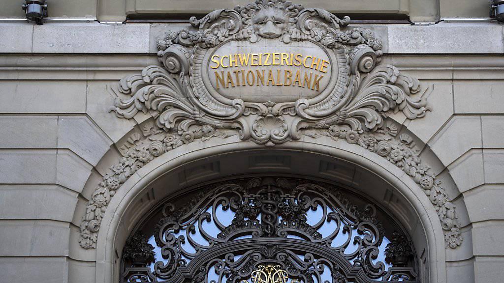 Die Nationalbank dürfte erneut interveniert haben (Archivbild).
