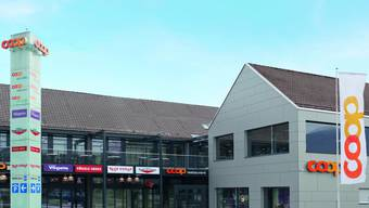 Coop-Supermarkt in Frick.