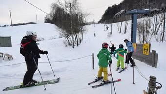 Der Skilift in Langenbruck ist zurzeit jeden Tag geöffnet. (Archiv)