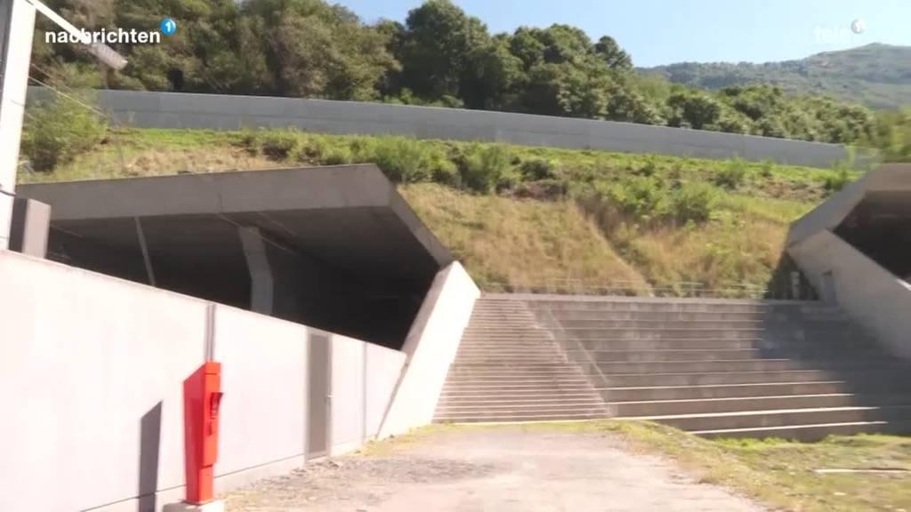 Forderungen Alpeninitiative vor Eröffnung Ceneri-Basistunnel