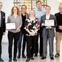 Vertreter der Reha Rheinfelden und der Forscherteams bei der Preisübergabe.