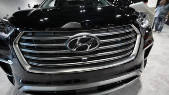 Der Autohersteller Hyundai hat dank starker SUV-Nachfrage deutlich mehr Gewinn eingefahren. (Archiv)