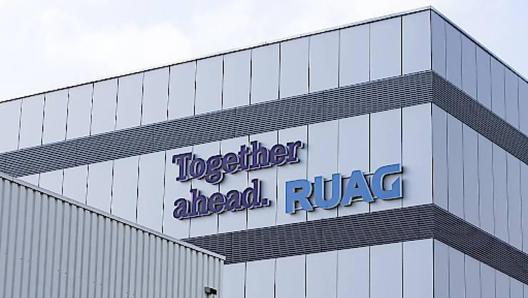 Recherchen der «Handelszeitung» zeigen: Hintergrund der Ermittlungen der Bundesanwaltschaft bei der RUAG sind Rüstungsgeschäfte mit Russland. (Archivbild)