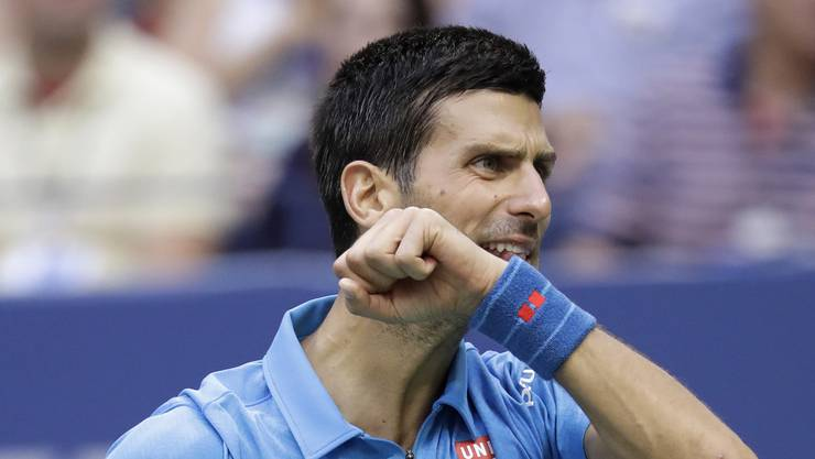 Novak Djokovic steht in der Kritik.
