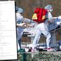 Bislang 23 Namen zählt die Liste in Italien gestorbener Ärzte