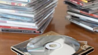 Musik-CDs werden in vielen Bibliotheken zu wenig ausgeliehen – und darum aus dem Sortiment genommen.