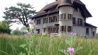 Fand für 1,67 Millionen Franken einen neuen Besitzer: Das Schlössli Neuhaus in Seengen. (Fritz Thut)