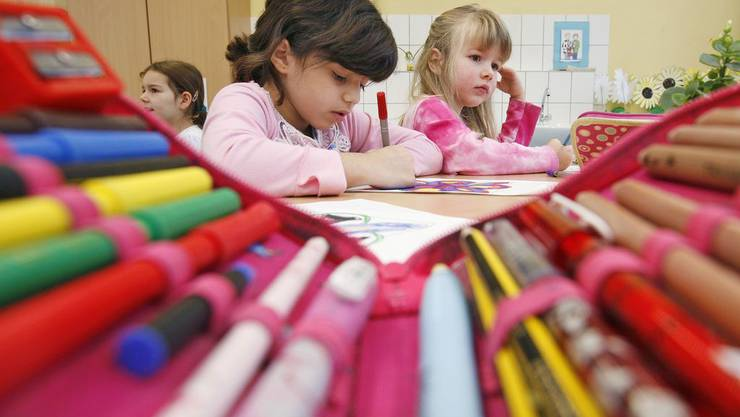 Sollen auch zu Hause betreut werden dürfen, um die Eltern zu entlasten: Vorschulpflichtige Kinder.