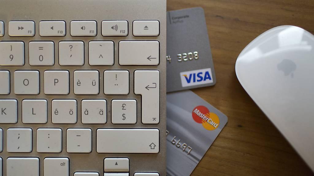 Visa verdient trotz Corona-Krise mehr