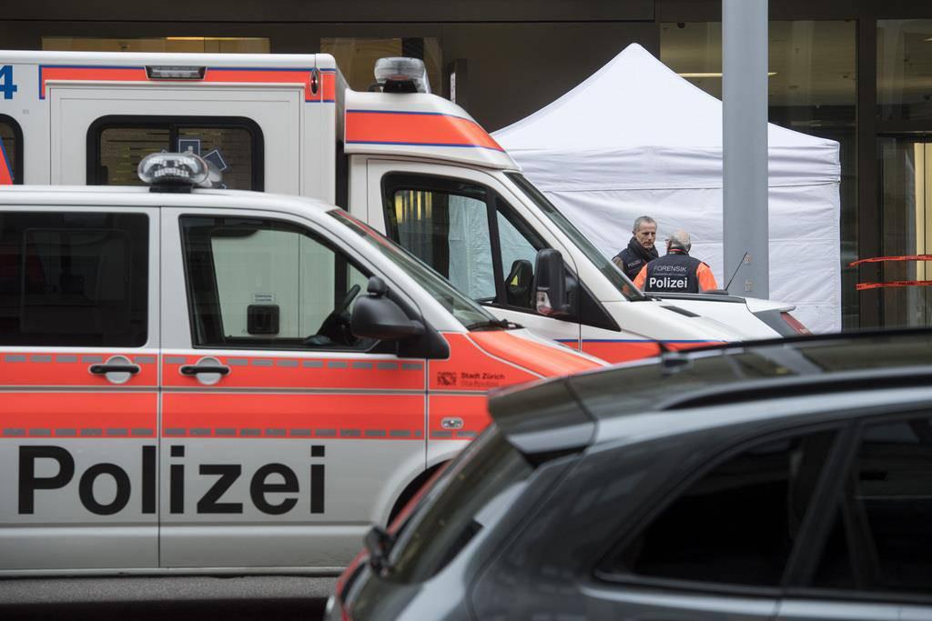 Tötungsdelikt Zürich 23.Februar 2018