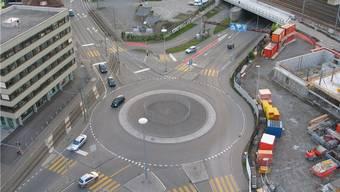Die SVP Aarau Rohr ist überzeugt, dass der Ausbau der Strassen im Torfeld Süd auch zur Entlastung des Knotens Gais beiträgt.