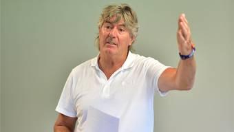 Versucht, Druck von der Mannschaft fernzuhalten: EHC-Olten-Sportchef Köbi Kölliker (62).