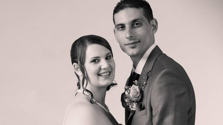 Hochzeit von Bettina und Mondher am 25.04.2015