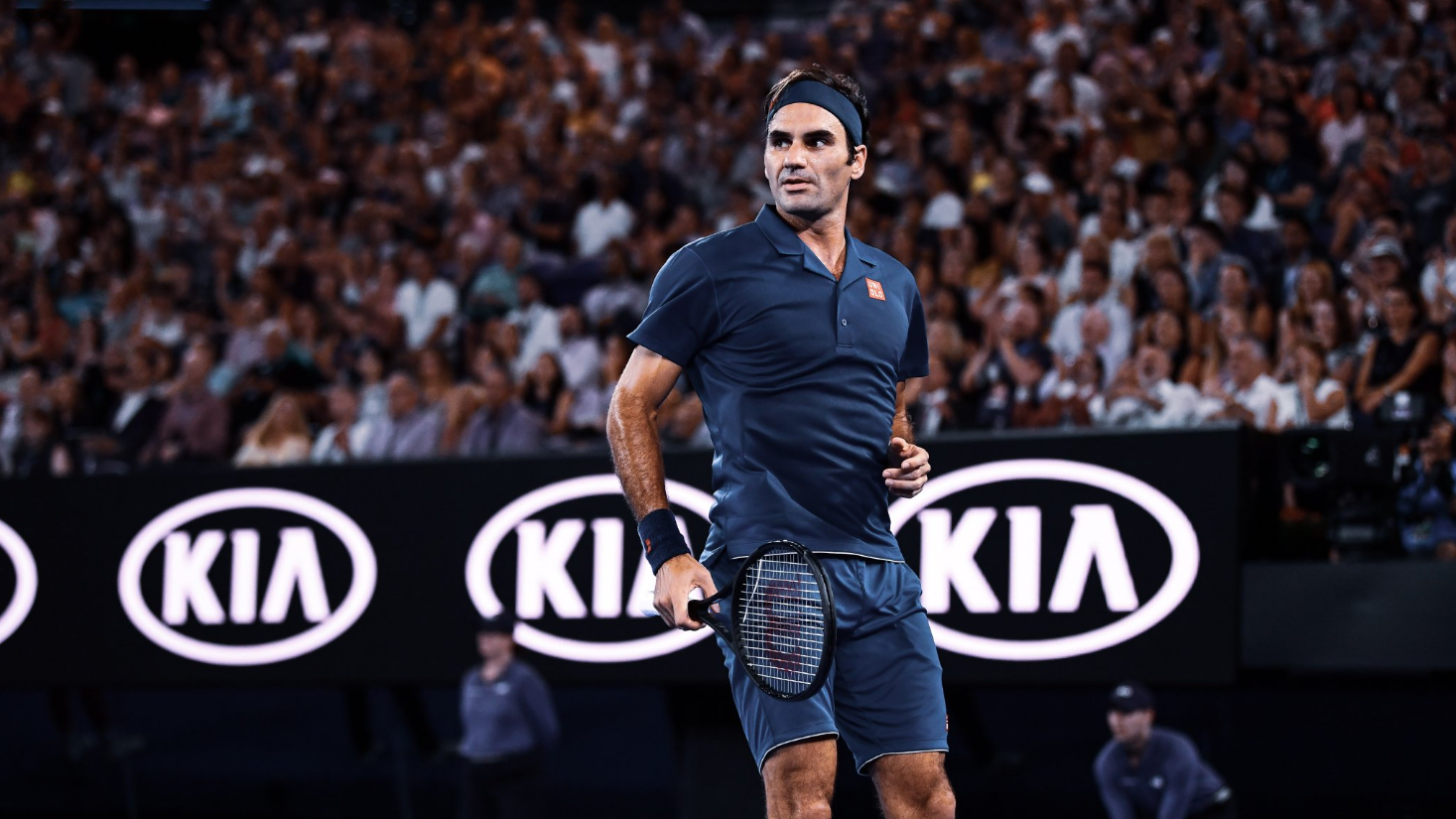 Federer gewinnt Startspiel am Australian Open