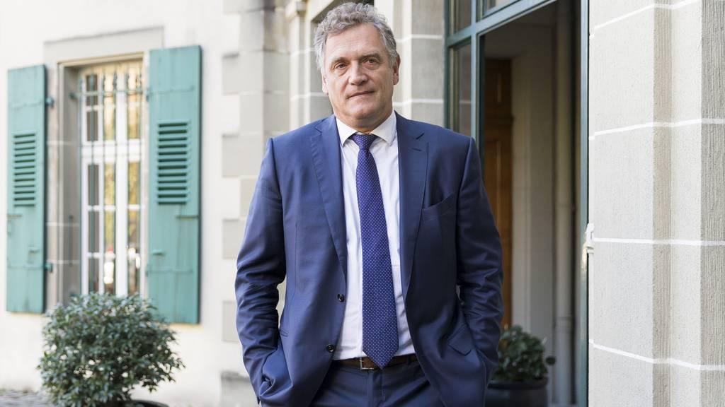 Bundesanwaltschaft klagt früheren Fifa-Generalsekretär an