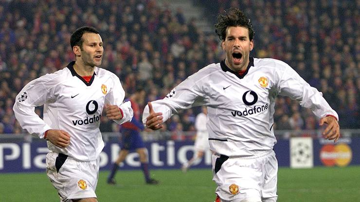 Basel - Manchester United 1:3 (1:0)