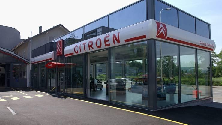 Die Citroen Garage Gysin wird ab Oktober 2018 in Biberist zuhause sein.
