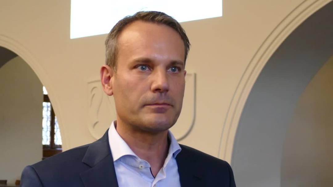 Der Solothurner Kantonsarzt Lukas Fenner zum Ausbau der Intensivmedizinischen Betten