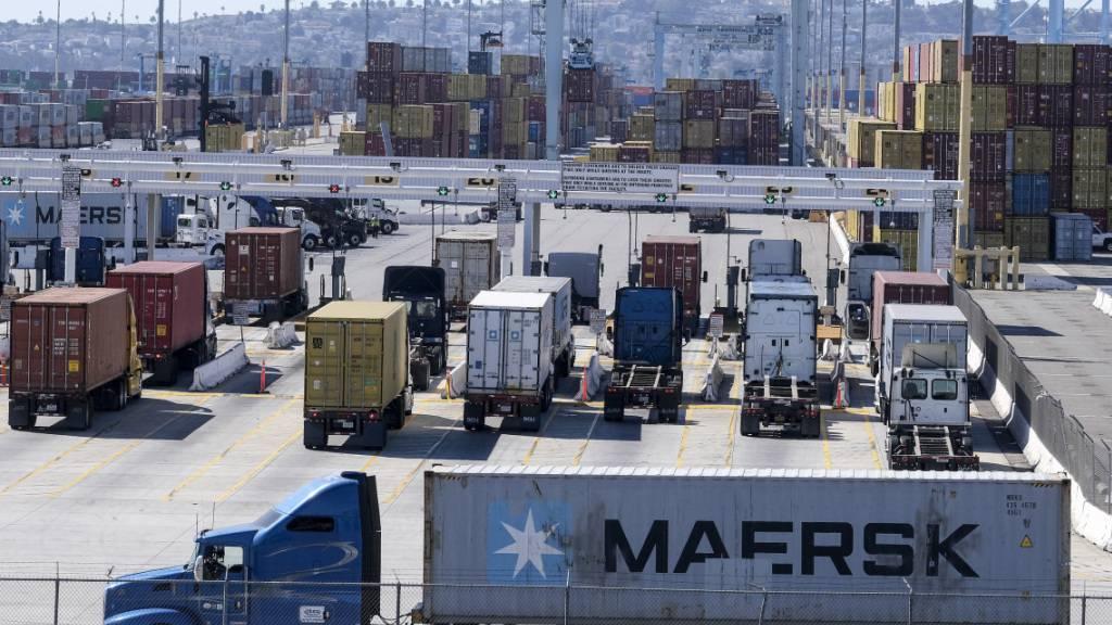 US-Wirtschaft verliert wegen Delta-Variante deutlich an Fahrt