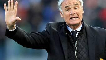 Claudio Ranieri muss in Monaco seine Koffer packen