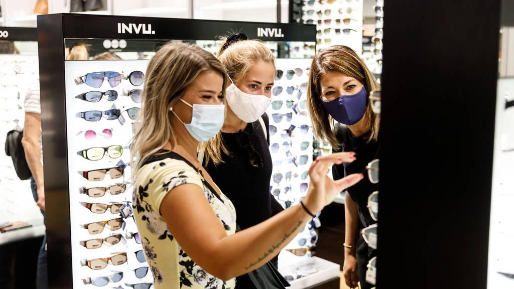 Maskenpflicht in Bern rückt näher