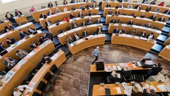 Wegen des ausgedünnten Sitzungskalenders hält der Grosse Rat sein eigenes Budget locker ein.