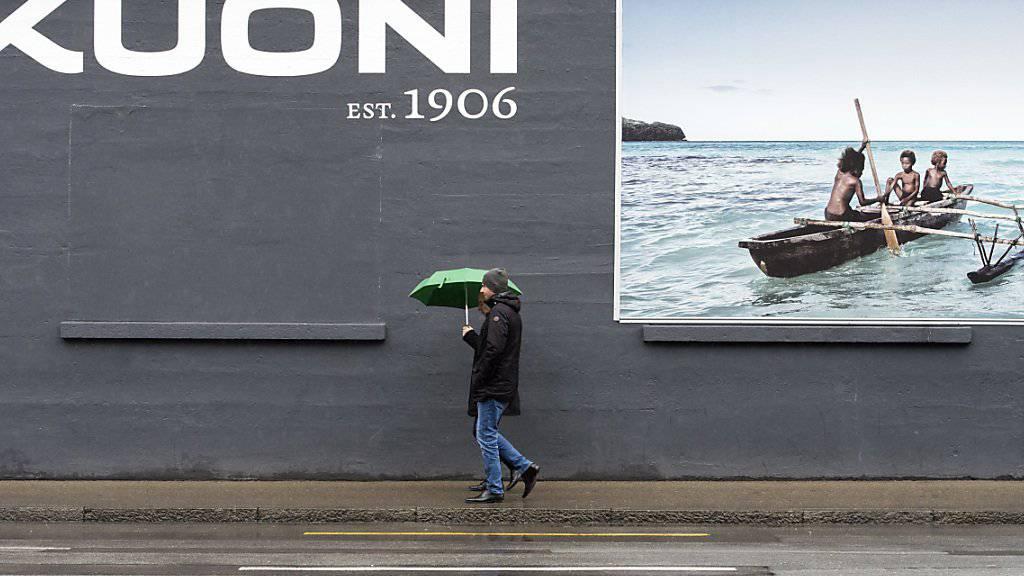 Abbau in der Reisebranche: Unter anderem das Reiseunternehmen Kuoni Schweiz hat 2016 ein Teil seiner Filialen geschlossen. (Archivbild)