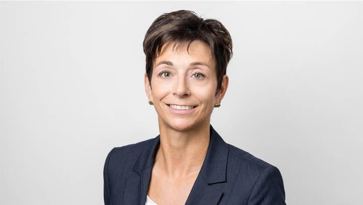 Nicole Payllier, Leiterin Kommunikation der Gerichte Kanton Aargau.