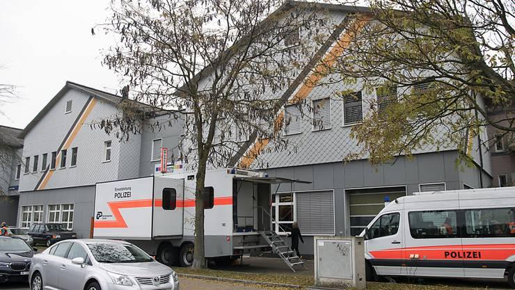 Der Polizei-Einsatz bei der Winterthurer An'Nur-Moschee vom Mittwoch wird in den Sonntagszeitungen aufgenommen.