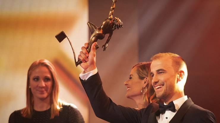 Nino Schurter und Daniela Ryf werden die Schweizer Sportler des Jahres.