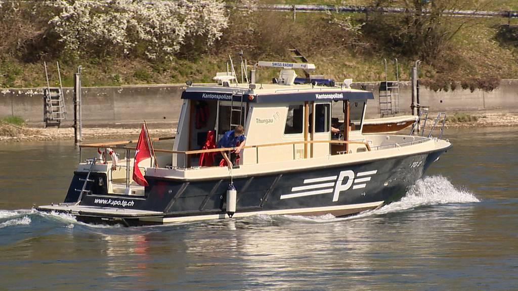 Thurgau: 29-jährige Taucherin tödlich im Rhein verunfallt