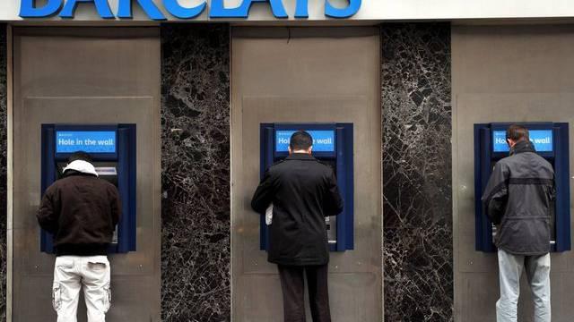 Unter Beschuss: Die Barclays-Bank (Archiv)