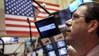 Händler an der US-Börse (Archiv)