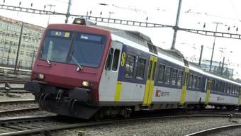 In Zukunft wird die S-Bahn S3 ab Dezember 2018 am Morgen und Abend zwischen Zürich-Hardbrücke und Bülach im Halbstundentakt fahren können. (Archivbild)