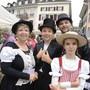 historischer Wochenmarkt Solothurn