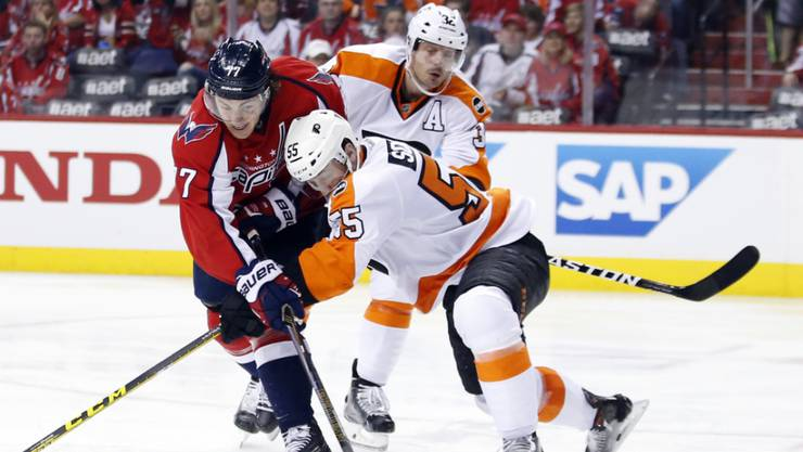 Mark Streit ist mit 39 Jahren der zwölftälteste NHL-Spieler. Dennoch könnte er, wenn er denn will, womöglich noch ein bis zwei Jahre in Übersee anhängen.