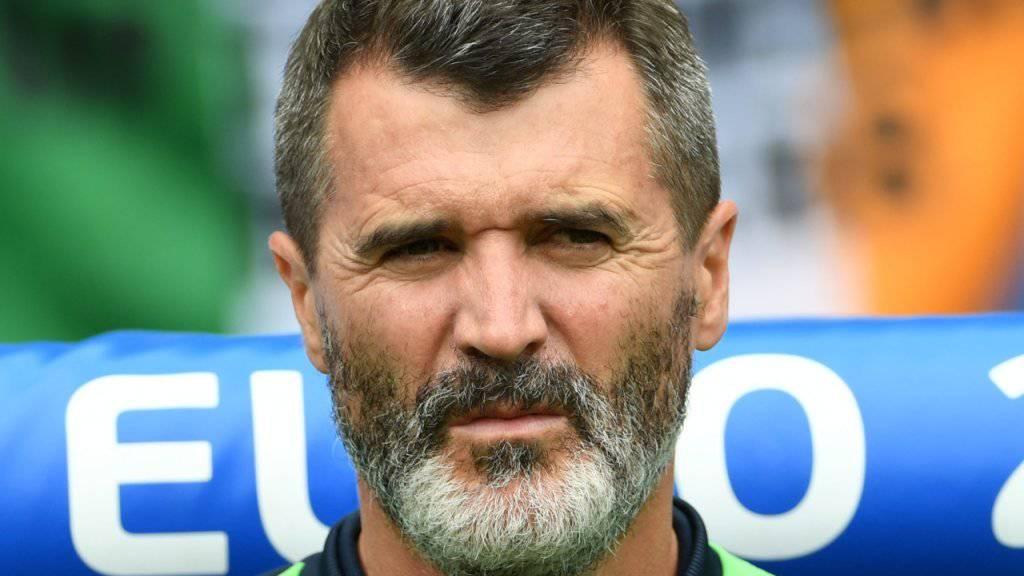 Roy Keane - kontrovers wie ehedem