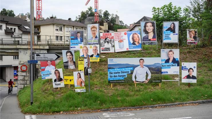Diesen Hügel in Baden zeigt die Satirensendung «Late Update».