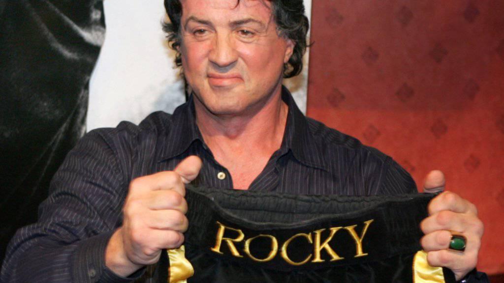 Rockys Boxershorts für 57'000 Dollar: Sylvester Stallone versteigert Film-Andenken. (Symbolbild)