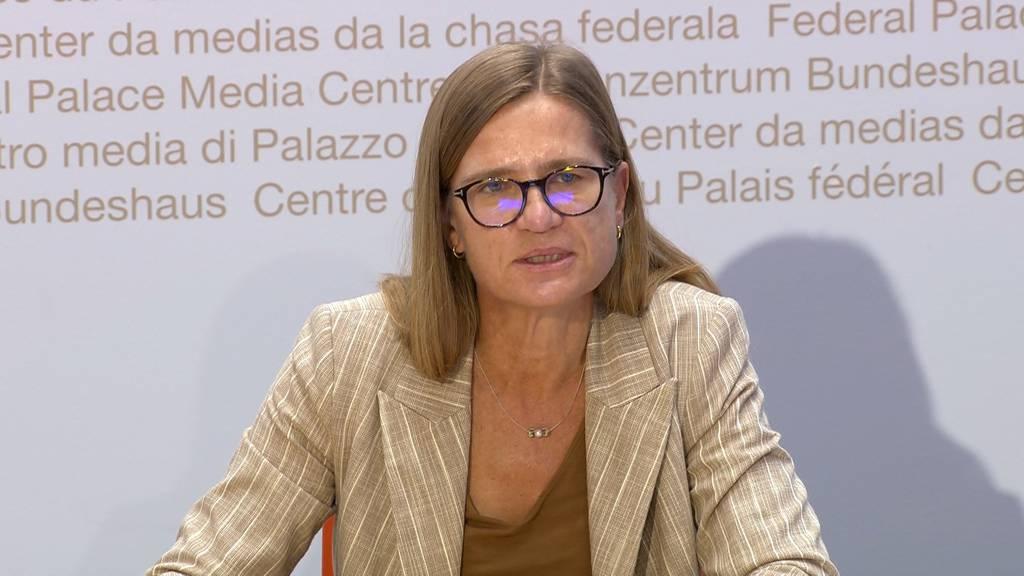 Virginie Masserey: «Die epidemiologische Lage verbessert sich weiter»