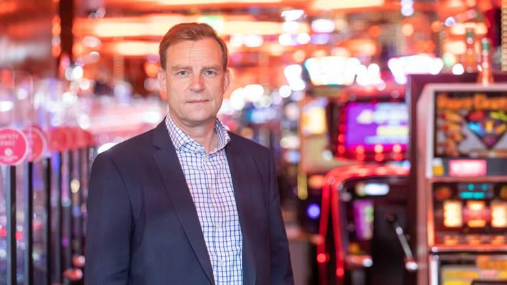 Patrick Konzack, Chief Gaming Officer