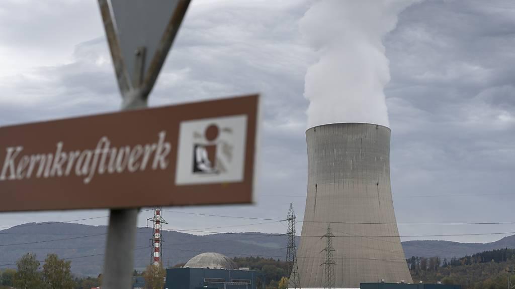 Kurz vor 08.00 Uhr wurde im AKW Gösgen eine Schnellabschaltung einer Turbine ausgelöst. (Archivbild)