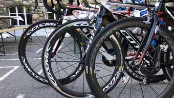 «Als sportliche Alternative habe ich mir während dem ersten Lockdown ein Rennrad ». (Symbolbild)