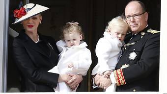 Beyoncé ist nicht die erste prominente Zwillingsmutter und wird auch nicht die letzte sein. Zur wachsenden Gruppe der doppelt Gesegneten gehört beispielsweise auch das monegassische Fürstenhaus. (Archivbild)