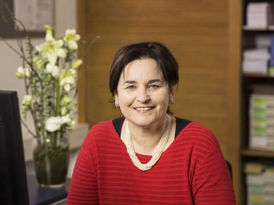 Die neue Tessiner Ständerätin Marina Carobbio (SP).