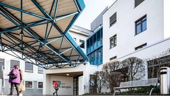 Ab Sommer 2020 wird im Spital Dornach gebaut.