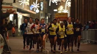 Der Basler Stadtlauf war für Zuschauer wie Läufer ein spezielles Erlebnis.