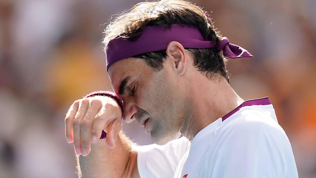 Roger Federer muss für verbale Entgleisung zahlen